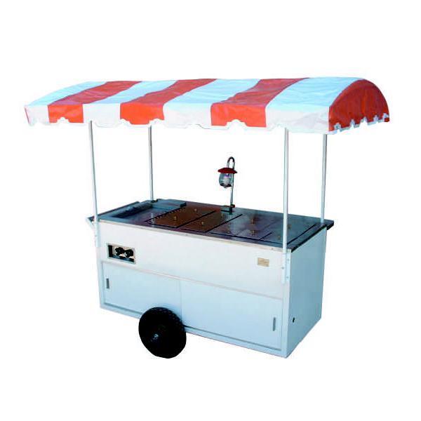 Carro de hot dog